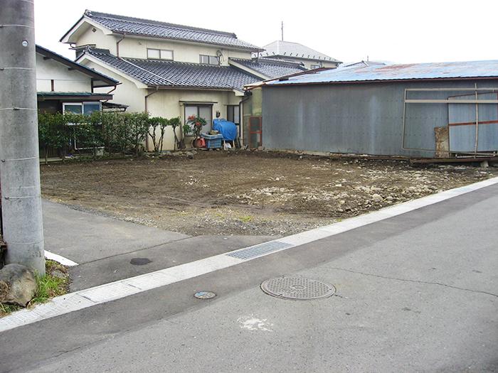 画像:上田市塩川 売地 59.39坪