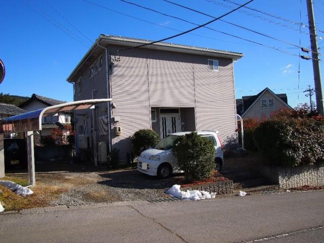 画像:青木村中古住宅