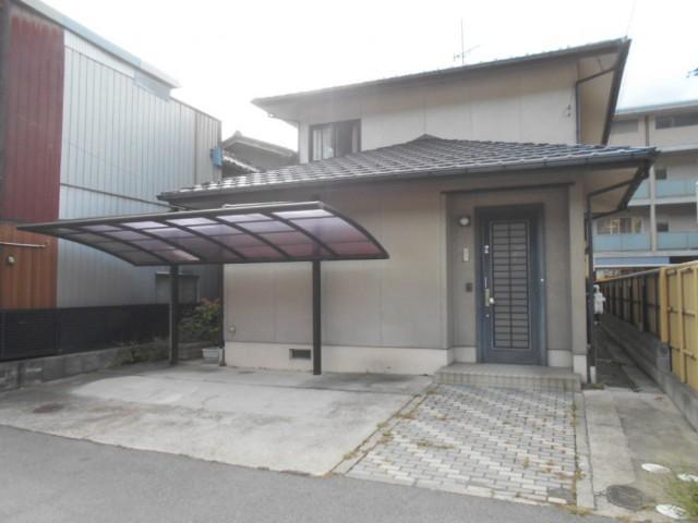 画像:戸倉中古住宅